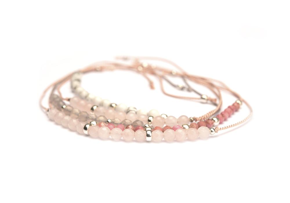 pink knot set