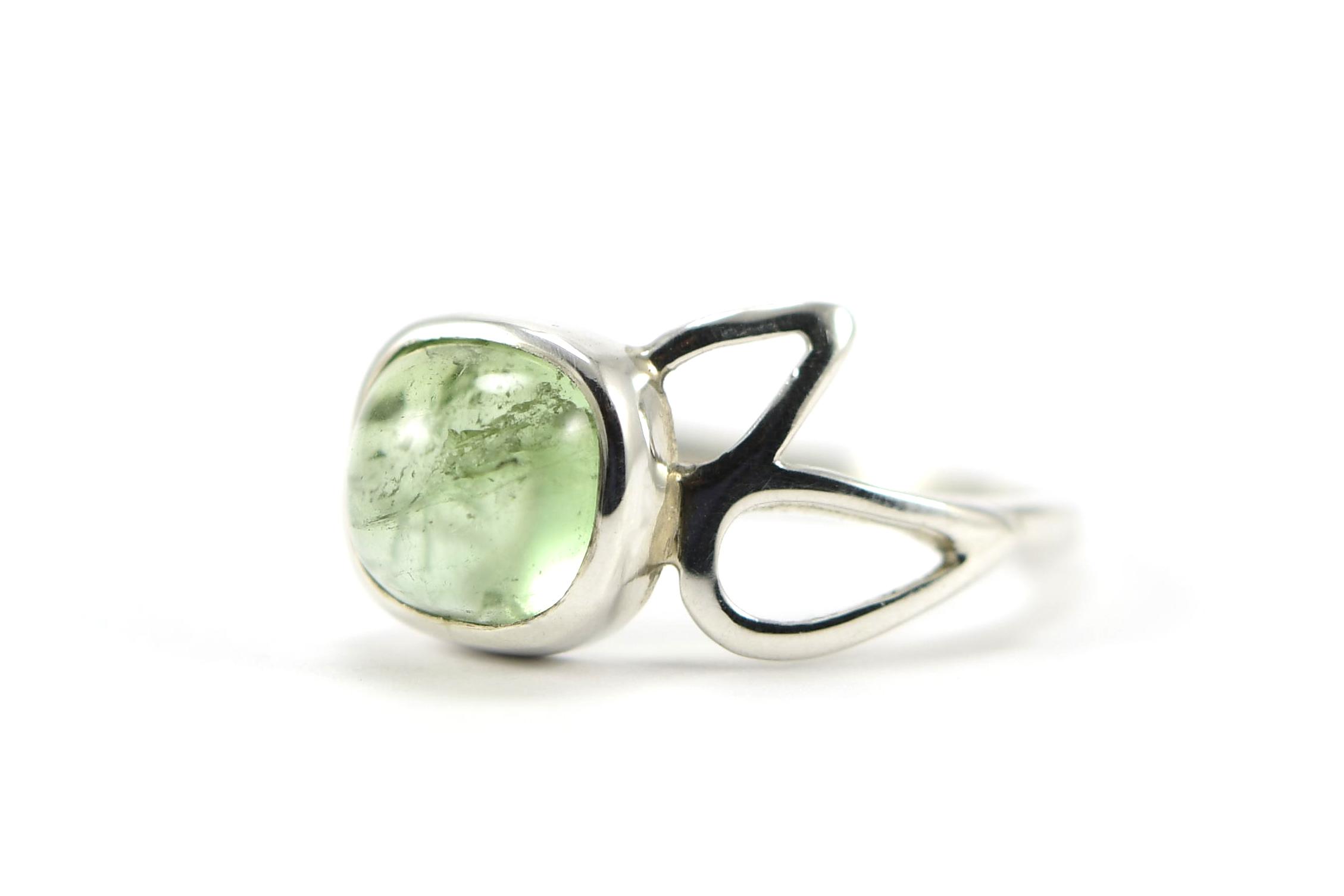 Ring zilver Verts de la forêt VERDELIET